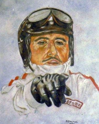 Graham Hill F1 and World Champion Motor racing Driver
